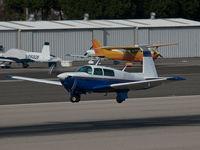 N50BJ @ SMO - N50BJ departing from RWY 21 - by Torsten Hoff