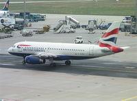 G-EUPR @ FRA - Airbus A319 of British Airways at Frankfurt/Main Airport - by Ingo Warnecke