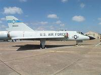 59-0023 - Convair F-106A Delta Dart of USAF at AMC Museum, Dover DE