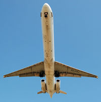 EC-FPJ @ LEBL - Clear to land RWY 25R. - by Jorge Molina