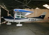 F-GVLS @ LFCS - Parked inside Airclub's hangar... - by Shunn311