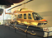 N3911Z - Bell 206L-1 Long Ranger at the National Air and Space Museum, Washington DC