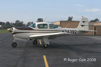 N34392 @ 0Q9 - Geeting ready to taxi out - by Roger Cain