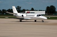 N271CA @ ALN - Taxiing - by S-G Photo