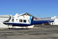 XC-HFP @ FTW - At Meacham Field - Mexican registered Bell 212