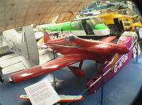 G-BABY - Taylor Titch at the Norfolk and Suffolk Aviation Museum, Flixton