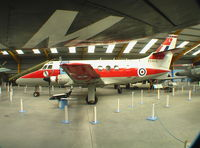 XX492 - Handley Page Jetstream T1 of RAF at Newark Air Museum