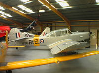 VR249 - Percival Prentice T.1 of RAF at Newark Air Museum