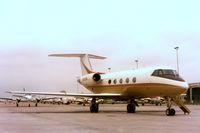 N13GW @ FTW - Registered as Gulfstream G-1159 ex N804GA, N723J, N6PC - Meacham Field - by Zane Adams