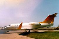 N4CP @ FTW - Lear Jet registered as N4CP
