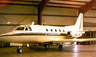 N38JM @ FTW - North American Sabreliner regiestered as N38JM