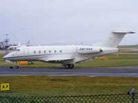 A9C-DAR @ EGCC - Avcon Jet AG; Ex G-UYGB - by chris hall