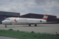 OE-LDH @ VIE - Austrian Airlines Douglas DC9-32