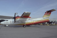 OE-LLS @ VIE - Tyrolean Airway Dash 7
