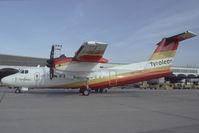 OE-LLS @ VIE - Tyrolean Airway Dash 7