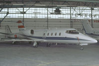 OE-GKN @ VIE - Transair Learjet 55