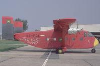 OE-FDL @ VIE - Burli Air Shorts Skyvan