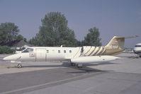 OE-GAF @ VIE - Aerzteflugambulanz Learjet 35