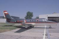 OE-FPH @ VIE - Aircraft Innsbruck Cessna 500 Citation 1