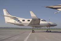 OE-FLU @ VIE - Leonhardsberger Flugunternehmen Merlin 300
