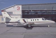 OE-FLY @ VIE - Cessna 500 Citation 1