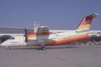 OE-LLM @ VIE - Tyrolean Airway Dash 8-100