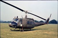 70-16469 @ RDG - UH-1H Iroquois of 28 Aviation Battalion Pennsylvania Army National Guard was a visitor at the 1976 Reading Air Show - by Peter Nicholson