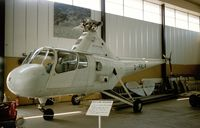 G-ANLW - Westland Widgeon Srs.2 at the Historic Aircraft Museum, Southend