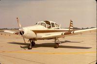 N58WT @ GUS - North American L-17 Navion at Grissom AFB Airshow