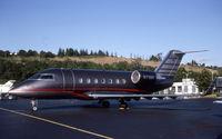N555LG @ KBFI - KBFI (Seen here as N718R this aircraft is now registered N555LG as posted)