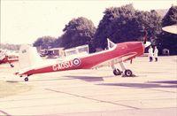 G-AOSU @ EGUD - DeHavilland Canada DHC-1 Chipmunk 22 at RAF Abingdon airshow