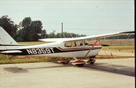 N8359T @ UMP - Cessna 175C at Indianapolis Metropolitan Airport