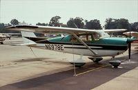 N6978E @ UMP - Cessna 175A at Indianapolis Metropolitan Airport
