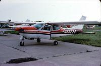 N33224 @ UMP - Cessna 177RG Cardinal RG at Indianapolis Metropolitan Airport