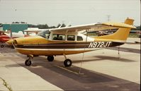 N972JT @ UMP - Cessna T210J Centurion at Indianapolis Metropolitan Airport