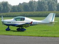 D-MEDE @ EDLF - Fläming Air FA-01 Smaragd D-MEDE - by Alex Smit