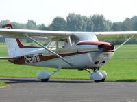 D-ENFD @ EDLF - Cessna CF-172N Skyhawk D-ENFD NFD - by Alex Smit