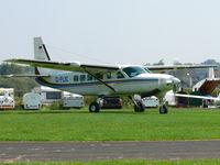 D-FLIC @ EDLF - Cessna C-208 Caravan D-FLIC Sky-Fun.de - by Alex Smit