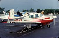 N6061Q @ UMP - Mooney M20E Super 21