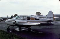 N1327P @ UMP - Piper PA-23 Apache at Indianapolis Metropolitan Airport