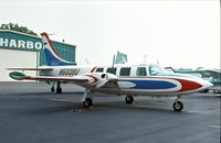 N500BU @ UMP - Piper Aerostar 601 at Indianapolis Metropolitan Airport - by Ingo Warnecke