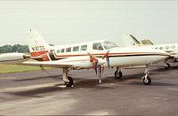 N1472G @ UMP - Cessna 402B at Indianapolis Metropolitan Airport