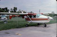 N337S @ UMP - Cessna 337 Skymaster at Indianapolis Metropolitan Airport