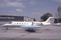 OE-GPN @ VIE - Alpenair Learjet 35