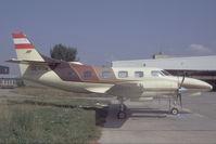 OE-FOW @ VIE - Charter Air Merlin