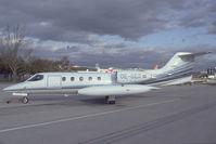 OE-GBR @ VIE - Air Taxi Learjet 35