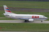 OK-XGA @ LSZH - CSA 737-500 - by Andy Graf-VAP