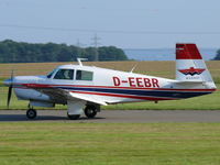 D-EEBR @ EDKA - Mooney M20C Aerostar200 D-EEBR - by Alex Smit