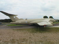 XL231 - Handley Page Victor K.2 at the Yorkshire Air Museum, Elvington