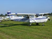 D-EWAE @ EDKA - Cessna C172R Skyhawk D-EWAE Westflug Aachen - by Alex Smit